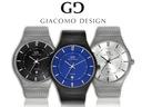 Tytanowy zegarek męski Giacomo Design GD12 3 WZORY Płeć Produkt męski