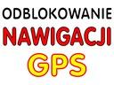 GPS Panasonic Strada CN - GP50N odblokowanie