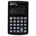 Mały kalkulator kieszonkowy Vector DK-055 etui