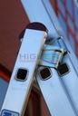 Drabina aluminiowa 3x7 KRAUSE CORDA 5,10m 030375 Możliwość rozstawienia przystawna rozkładana rozsuwana