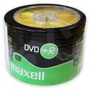 Płyty Maxell DVD+R 4,7gb szt.100 + koperty Promocj