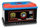 Akumulator ZAP ENERGY PLUS 100Ah MARINE CAMPER