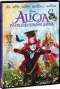 Alicja po drugiej stronie lustra DVD FOLIA NOWOŚĆ