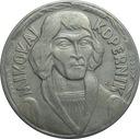 Moneta 10 zł złotych Kopernik 1969 r ładna