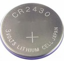 Bateria litowa CR2430 CR 2430 3V  FV Wys24h(2220)