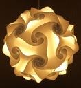 Лампа складная + подвеска потолочный, диам. 43 см