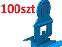 PERFECT LEVEL KLIPSY 100szt System poziomowania