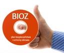 План BIOZ на cd + Стандартные инструкции по технике БЕЗОПАСНОСТИ доставка товаров из Польши и Allegro на русском