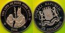 SOMALIA  25  Shillings  2004 r.