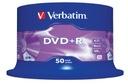 Płyty DVD+R VERBATIM AZO 4,7GB 16x cake 50szt