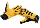Rękawiczki CAMP Axion Żółte Rozmiar L 8 - od Ręki