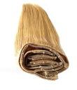 CLIP IN Naturalne Włosy doczepiane DOPINKI 5taśm
