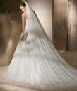 NOWOŚĆ WELON ślubny DŁUGI 250CM biel,ecru,ivory