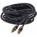 Kabel Sygnałowy Czincze RCA Gladen ZERO OFC 0.75m