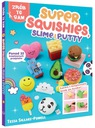 Super Squishes Slime i Putty, Tessa Sillars-Powell