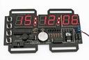 AVT3128 DEVASTATOR, czyli bombowy zegarek
