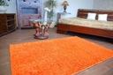 DYWAN SHAGGY 5cm 200x200 pomarańcz KAŻDY RO @10649 Szerokość 200 cm