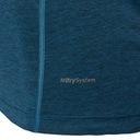 Oryginalna Koszulka do biegania treningu MACRON L Kolor niebieski