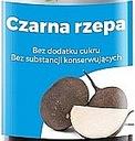SOK Z CZARNEJ RZEPY 500ml, 100% bez cukru Witaminy