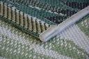 Dywan SISAL 120x170 DŻUNGLA JUNGLE LIŚCIE + GRATIS Grubość 6 mm