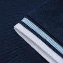 Koszulka Polo PIERRE CARDIN 100% Bawełna tu S Wzór dominujący bez wzoru