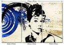 Obraz Pop Kultura Modelka Aktorka Audrey Hepburn