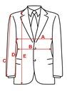 Garnitur wyprzedaż 50/170, spodnie pas 90, GWS-49 Wzór dominujący bez wzoru