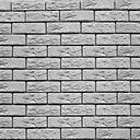 камень Декоративный старая белая Кирпич гипсовая 3d