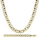 HIT !!! Łańcuszek Złoty Gucci pr 585 14k 55 cm