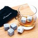 Whisky stones Kamienie lodowe - 9 szt w woreczku Kod produktu WHS Stones WR2