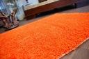 DYWAN SHAGGY 40x90 orange 5cm gładki jednolity Marka Dywany Łuszczów