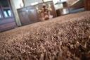 DYWAN SHAGGY LILOU 120x170 brąz POLIESTER #DEV172 Kolor odcienie brązowego