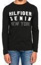 Tommy Hilfiger Denim koszulka longsleeve NEW M Kolor czarny