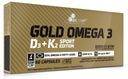 OLIMP GOLD OMEGA 3 + D3 + K2 SPORT EDITION 60cap