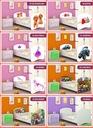 Łóżko dziecięce 140X70 + materac łóżeczko 140/70 Długość 144 cm