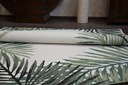 Dywan SIZAL 120x170 JUNGLE LIŚCIE zieleń #B643 Marka Dywany Łuszczów
