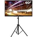 STATYW STOJAK pod TELEWIZOR TV LCD do 60'' solidny