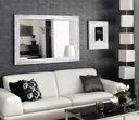 зеркало в стиле потертый 140x60 см скандинавский