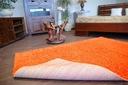 MIĘKKI DYWAN SHAGGY 5cm 100x150 pomarańcz @10640 Szerokość 100 cm