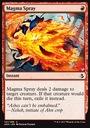 2x Magma Spray - 2 w stwora i exile @@@