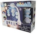 Karuzelka projektor 3w1 niebieska B-kids Kod producenta ZBK-1164896
