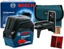 ЛАЗЕРНЫЙ ПЕРЕКРЕСТНЫЙ GCL 2 -15 Bosch