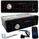 RADIO SAMOCHODOWE MP3 FM SD USB AUX MMC ISO PILOT доставка товаров из Польши и Allegro на русском