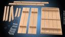 Stół ogrodowy Ławostół piwny 150x170 PRODUCENT Wytrzymałość 300 kg