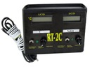 Sterownik temperatury i wilgoci RT2CIWRH Inkubator