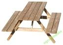 Stół ogrodowy Ławostół piwny 150x170 PRODUCENT