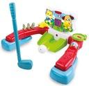 CENTRUM SPORTU 4W1 BRAMKA KOSZ KRĘGLE GOLF SMILY Rodzaj zestaw zabawek