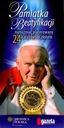 Błogosławiony Jan Paweł II. Pamiątkowy numizmat.