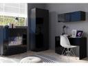 мебель CALABRINI 15 стенка комплект с письменным столом