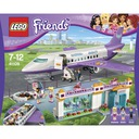 LEGO FRIENDS 41109 LOTNISKO PORT W HEARTLAKE